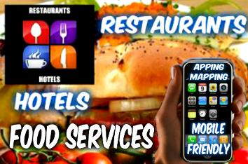 hotels restaurants in Rochdale